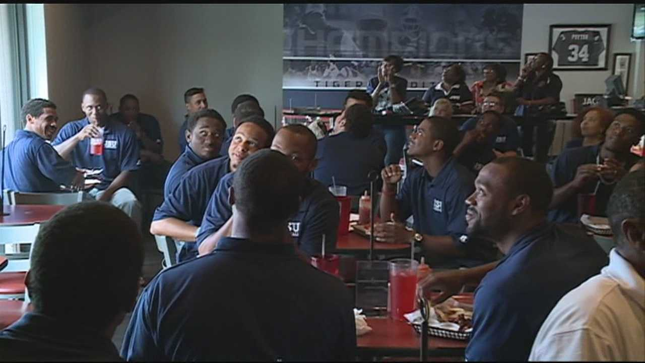 Jackson State to face LSU in NCAA Tournament