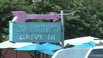 "Walker's Drive-In was one of the stops suggested by the NY Times. ""The beloved restaurant, considered by many to be the best meal in Jackson, manages to make retro diner decor elegant,"" the article said."