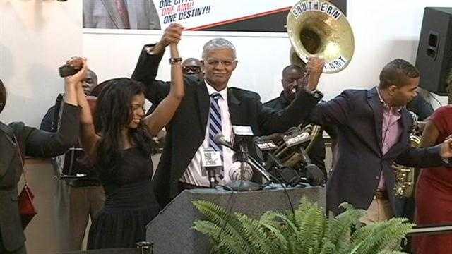 Lumumba wins election 3