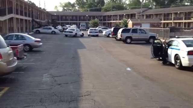 Parkside Inn shooting