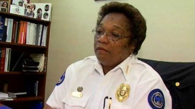JPD chief Rebecca Coleman