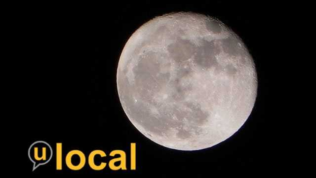 u local supermoon