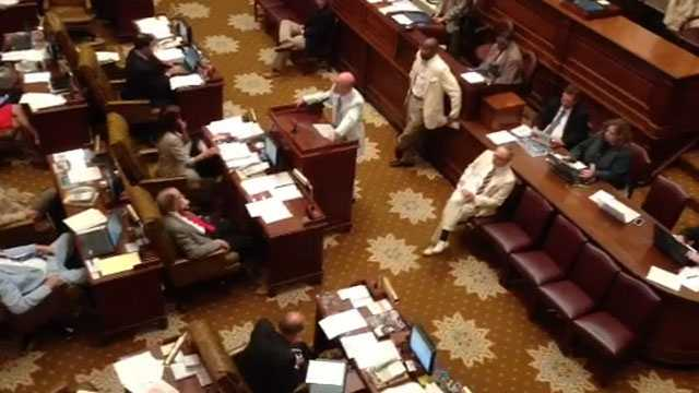 Miss. Senate medicaid debate