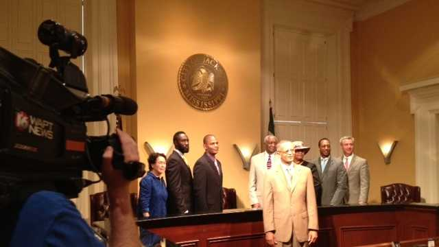 Jackson City Council and Lumumba