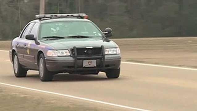 Trooper holiday enforcement