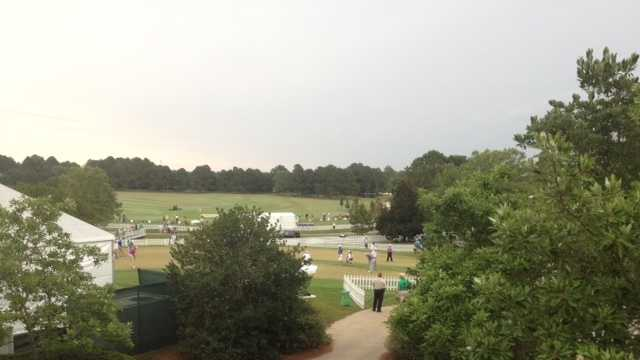 Sanderson Farms dark skies