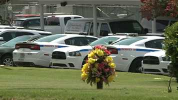 A private family funeral was held Tuesday.