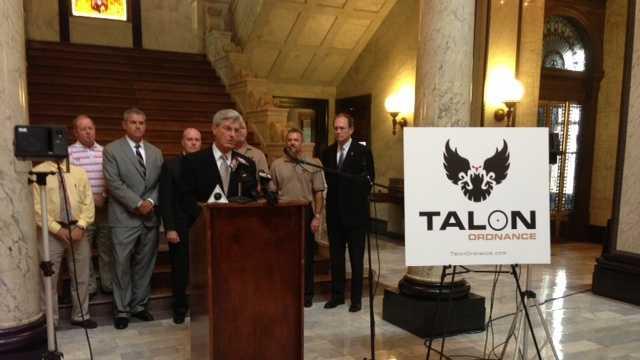 Governor on Talon