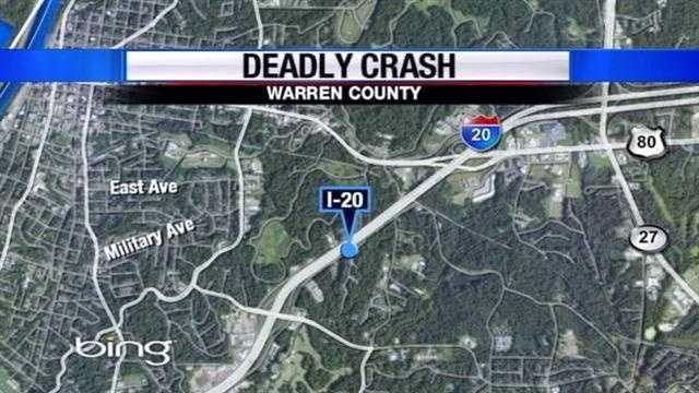 Warren County fatal map