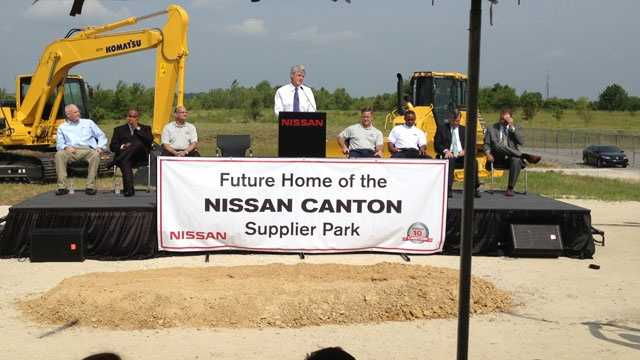 Nissan bryant expansion newser