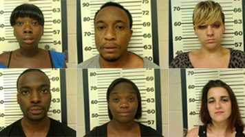 The Ridgeland Police Department participated in a joint FBI operation targeting sex trafficking. The operation ran from July 25-27 and resulted in 12 arrests.