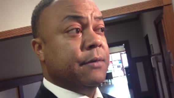 Hinds County District Attorney Robert Schuler Smith