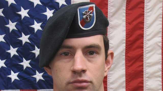 Sgt. Stephen M. New