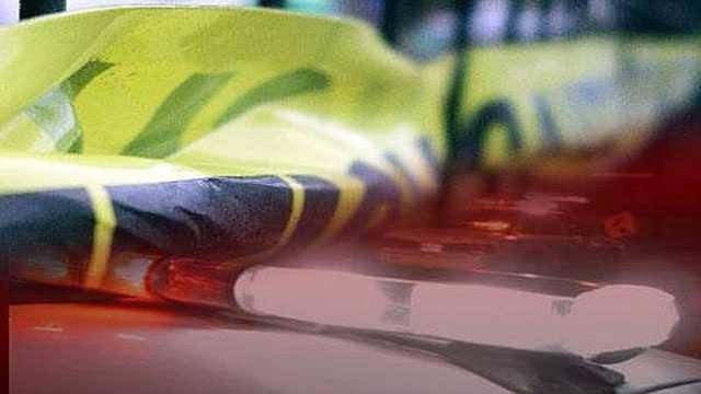 Police generic crime scene