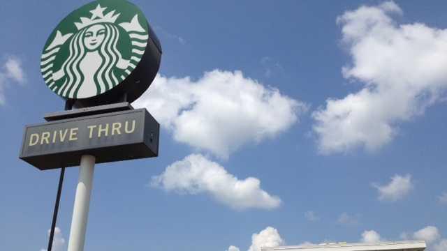 Starbucks Clinton