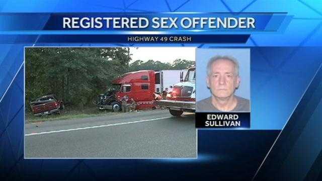 Edward Sullivan crash