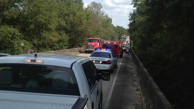 Bridge fatal wreck