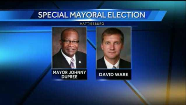 Hattiesburg mayor candidates