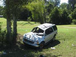 Jeannie Wooten, 40, and Toney Wooten, 51, were killed in the crash.
