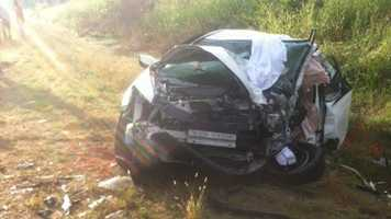 One person was killed and another critically injured in a crash on Highway 49 in Yazoo County.