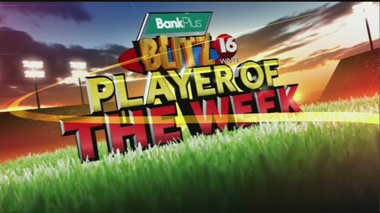 BankPlus, Blitz 16 Player of the Week: Keenan Barnes