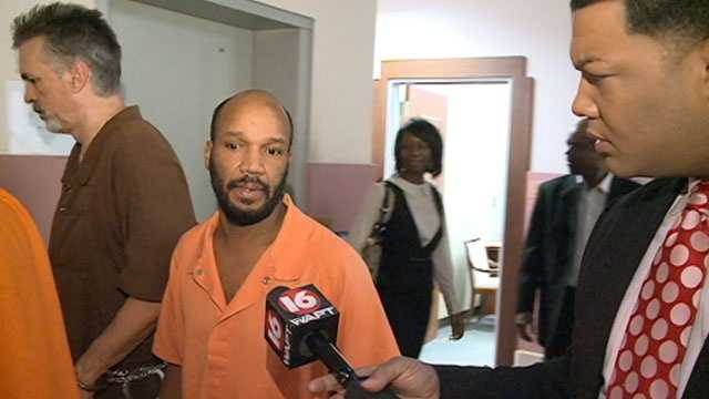 Gregory Stiff tells 16 WAPT's Andrew Kinsey that he acted in self-defense.