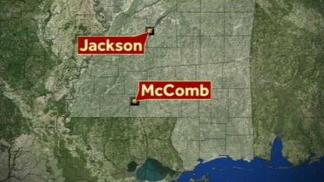 McComb map