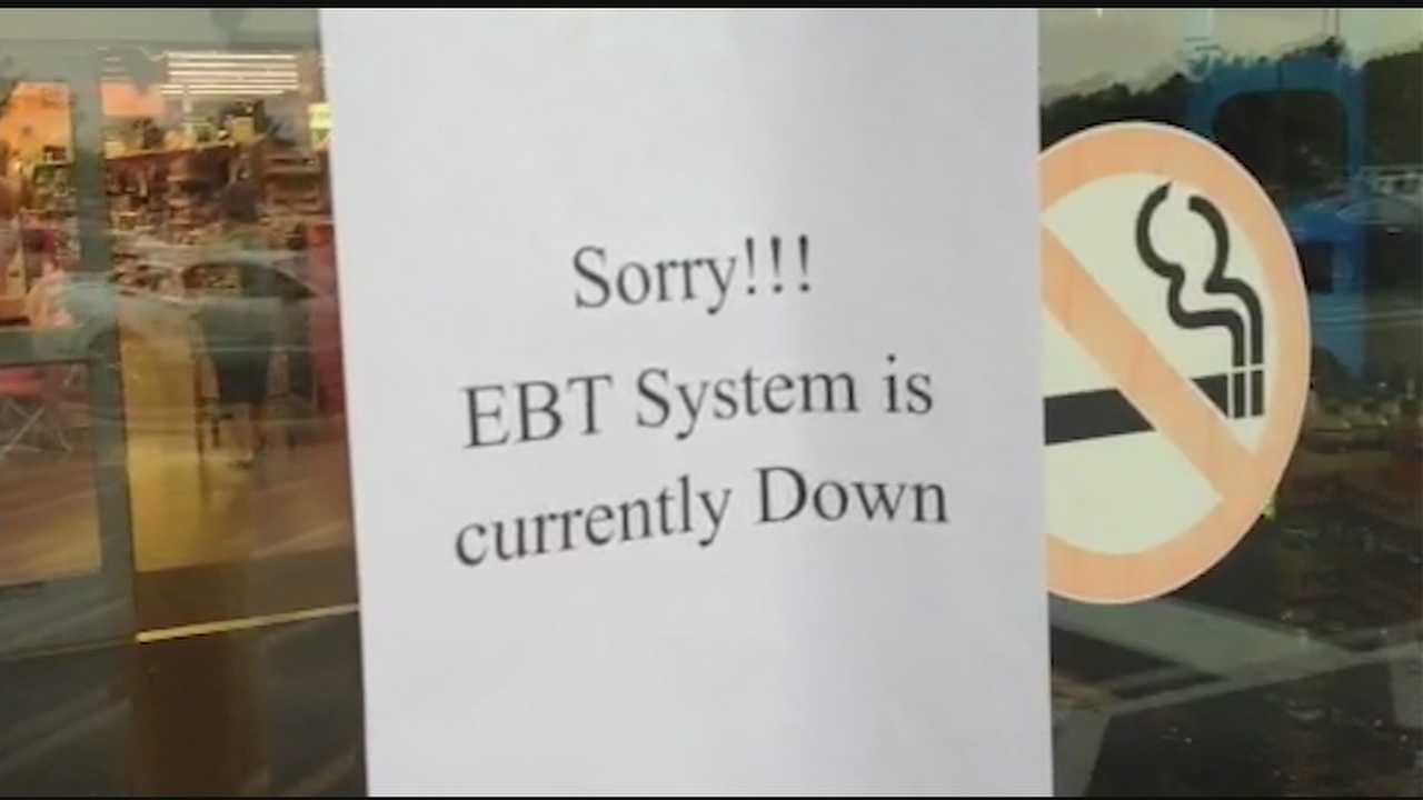 EBT benefits denied throughout state