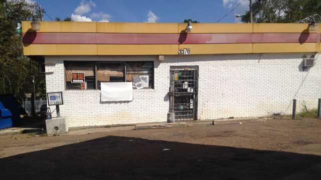 ANP gas station