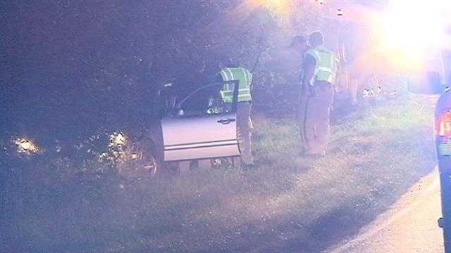 Overnight accident in Byram-img