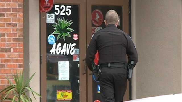 Agave robbery