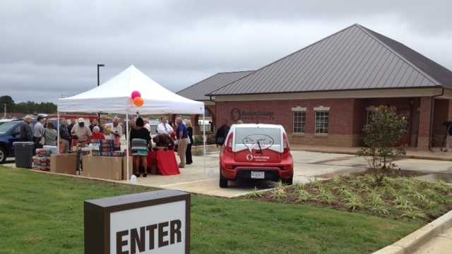 Member's Exchange opens in Byram