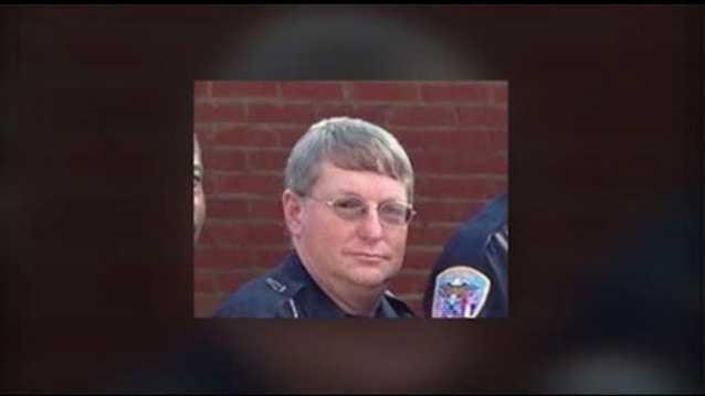 Eupora Police Officer Keith Crenshaw