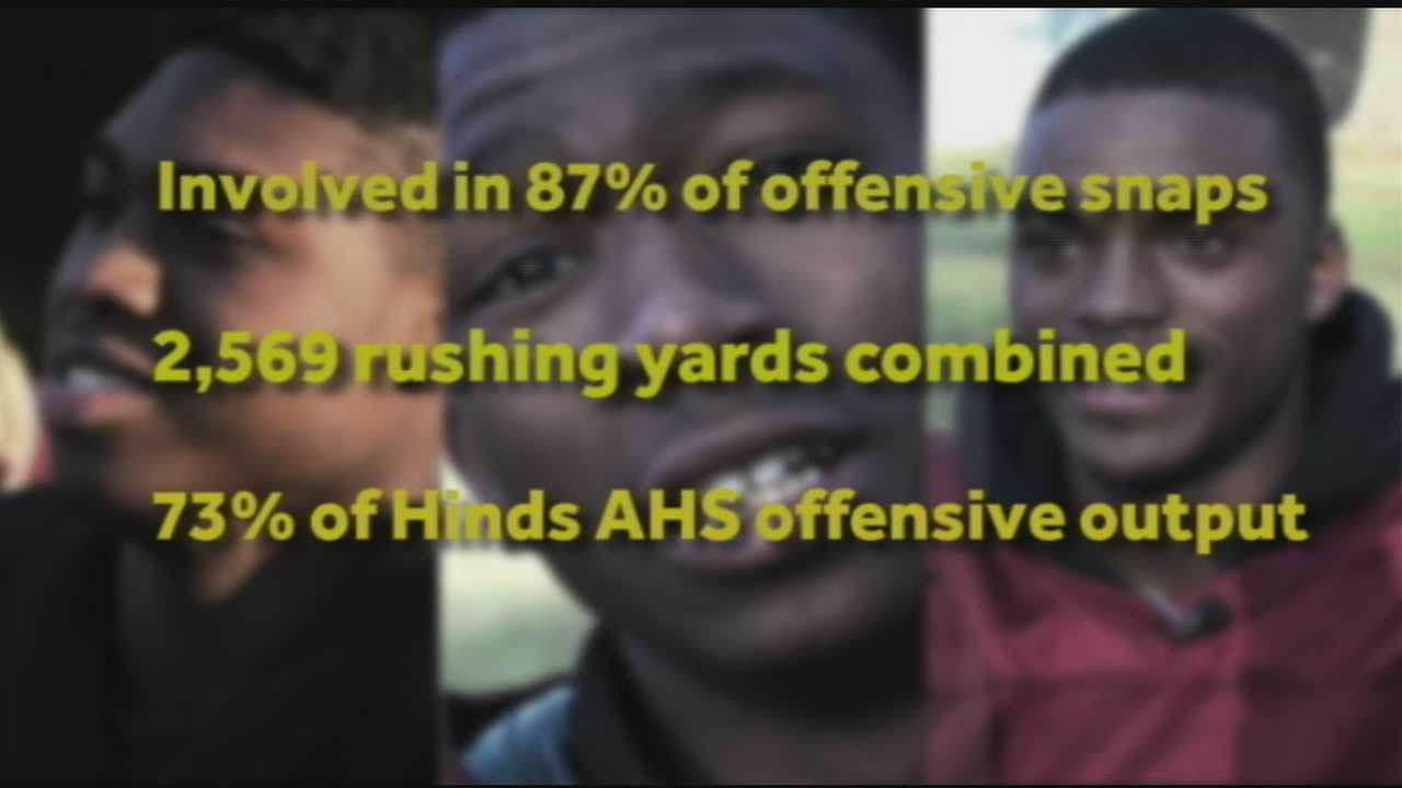 Hinds AHS simple, savage offensive attack