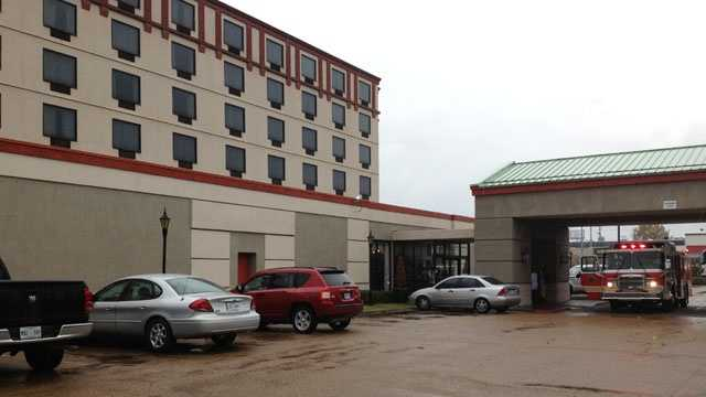 Clarion Hotel fire