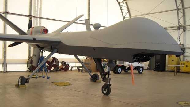 Northrup Grumman drone