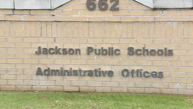 JPS sign Jackson Public Schools
