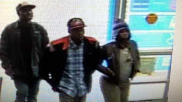 Byram burglary suspects