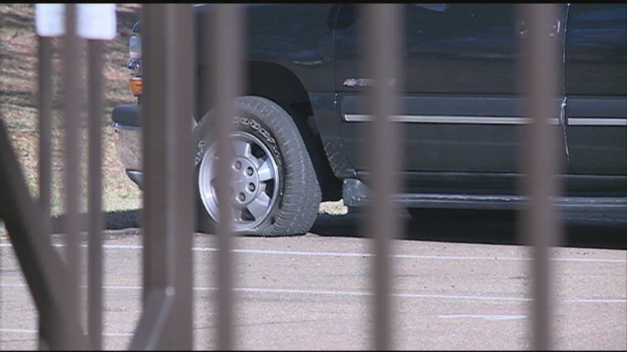 Several cars vandalized in Jackson