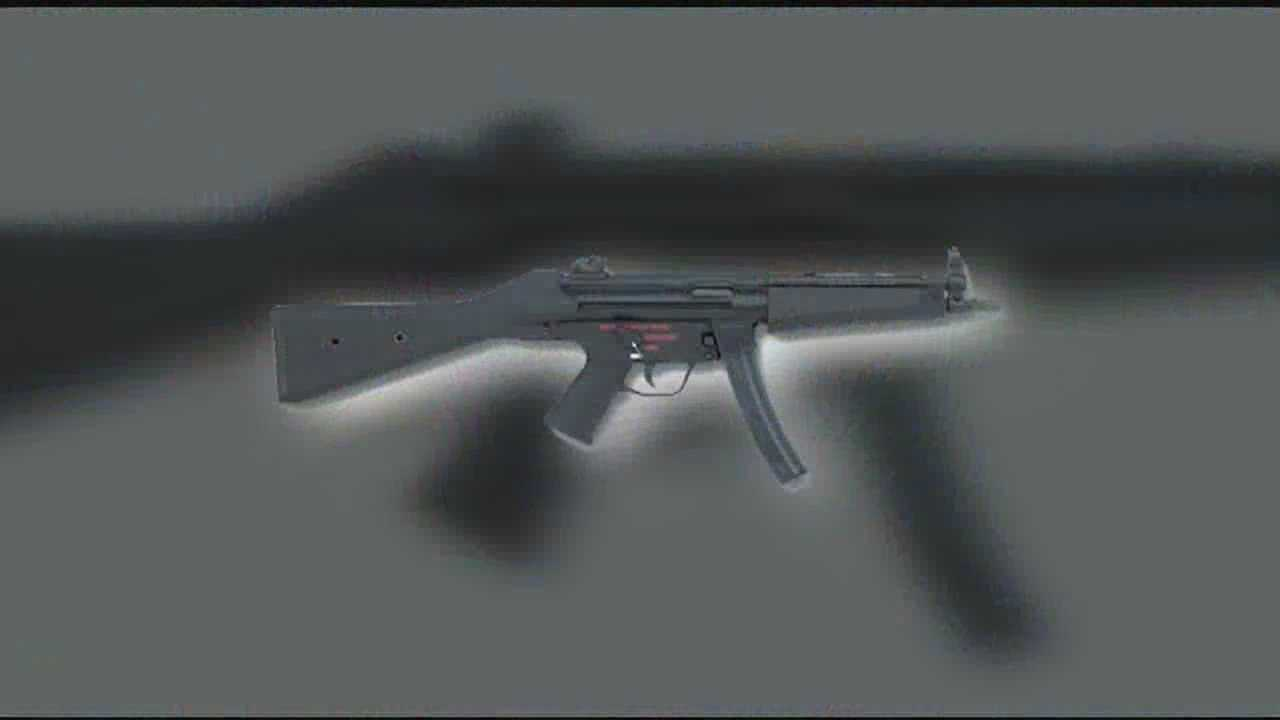 MP5 gfx