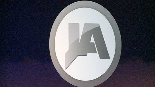 Jackson Academy JA logo