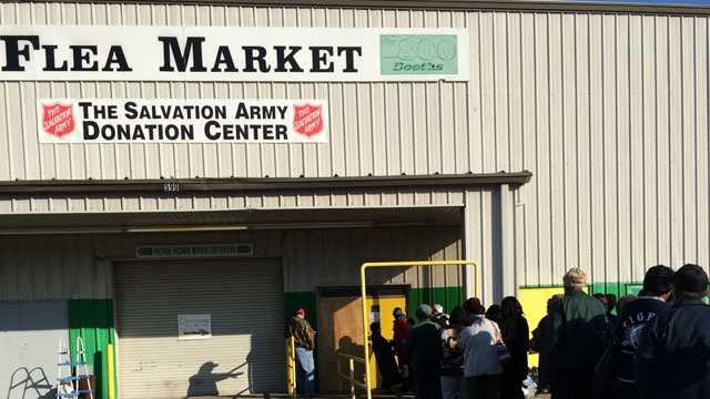 Salvation Army thrift store opens 2