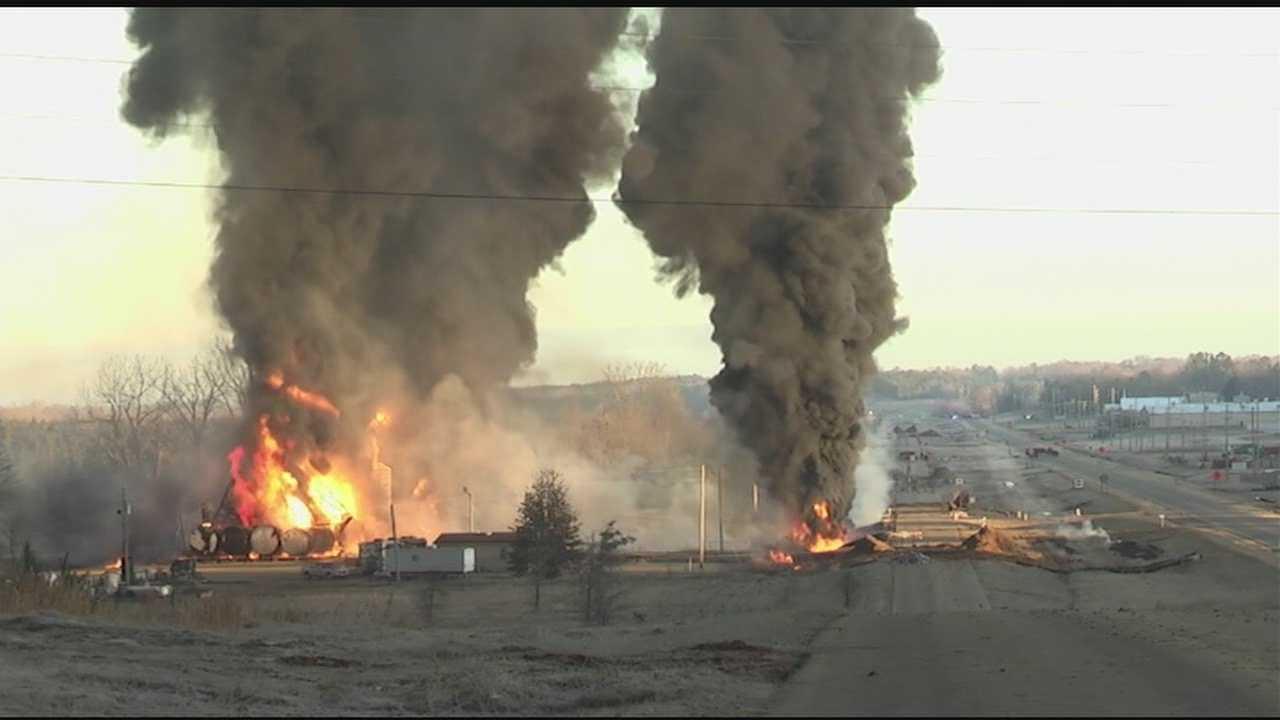 Union County plant explosion