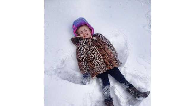 snow angel hazlehurst