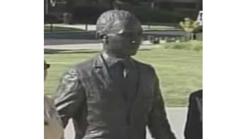 James Meredith statue cropped