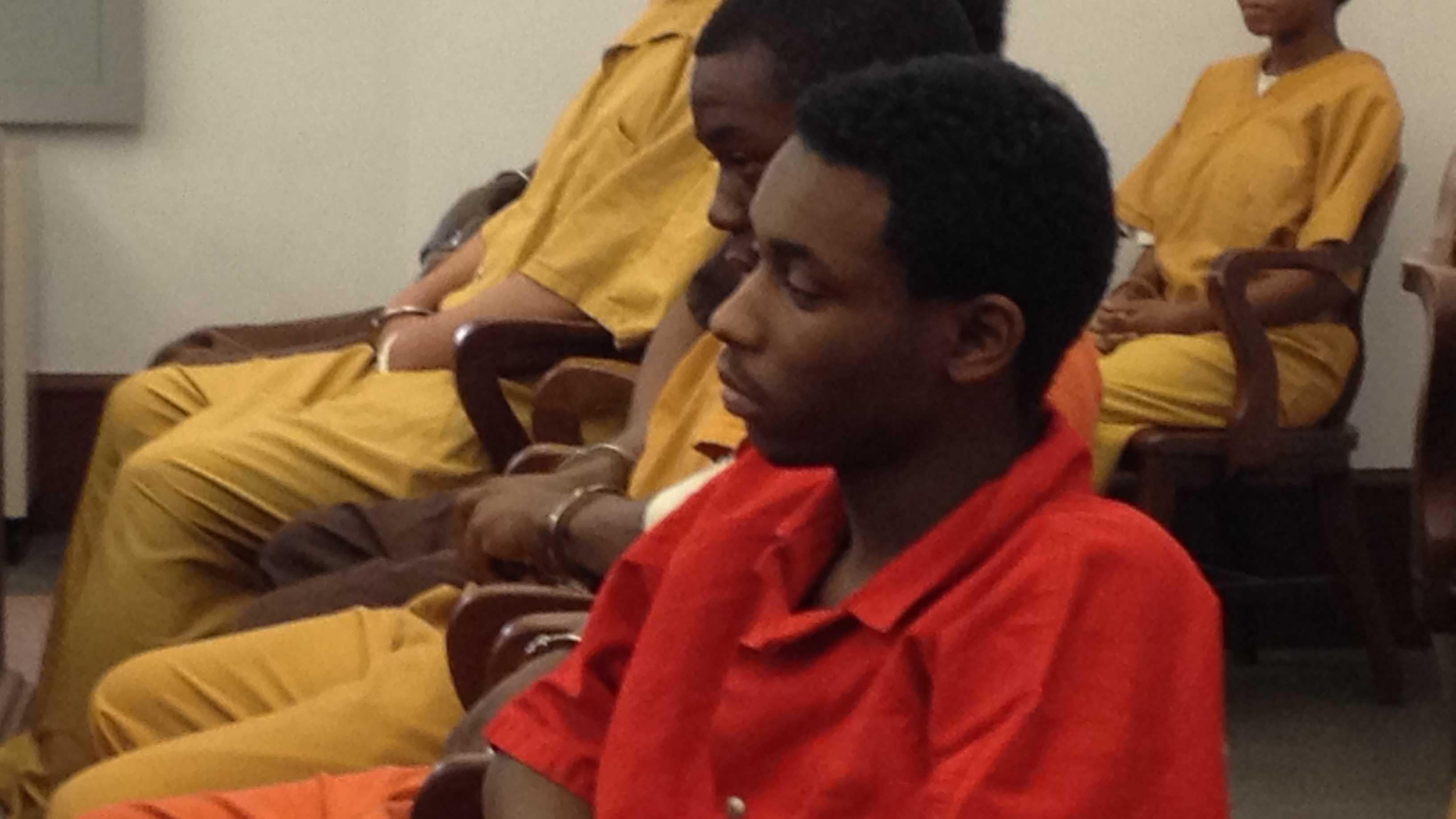 Tyrone Liddell in court
