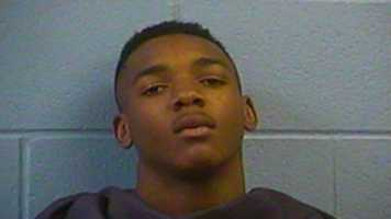 Jamison Chiplin, 18, of Vicksburg is facing a drive-by shooting charge.