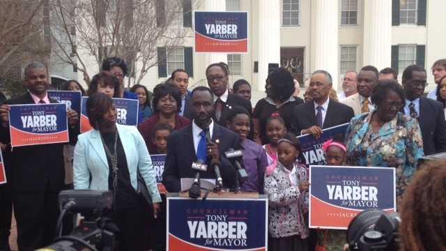 Councilman Tony Yarber