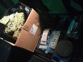 Deputies uncovered the drugs while serving a warrant at a detail shop on Northside Drive in Jackson, investigators said.