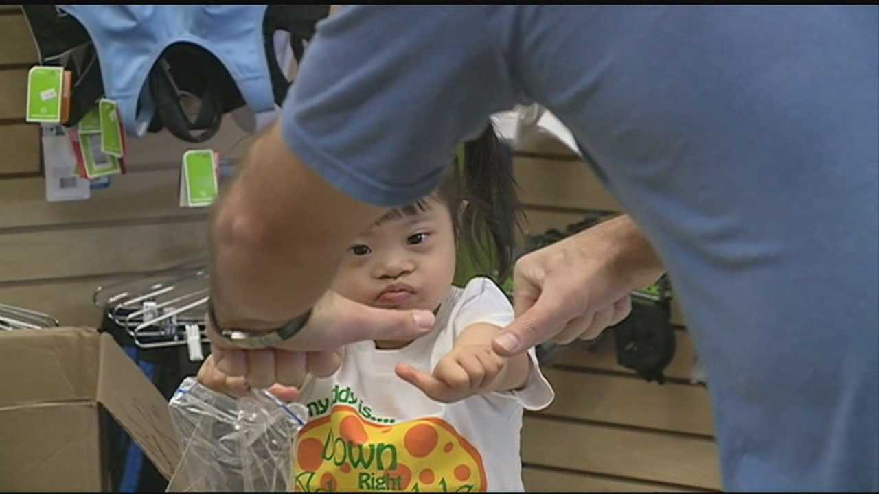 Parents work to raise awareness about Down Syndrome